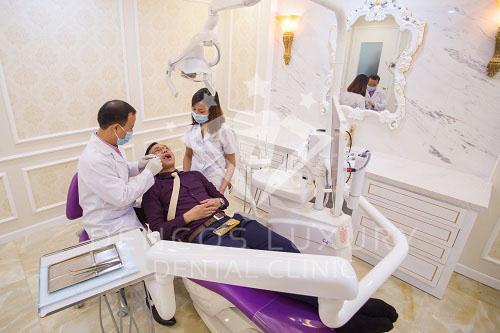 Quy trình làm răng implant được thực hiện như thế nào