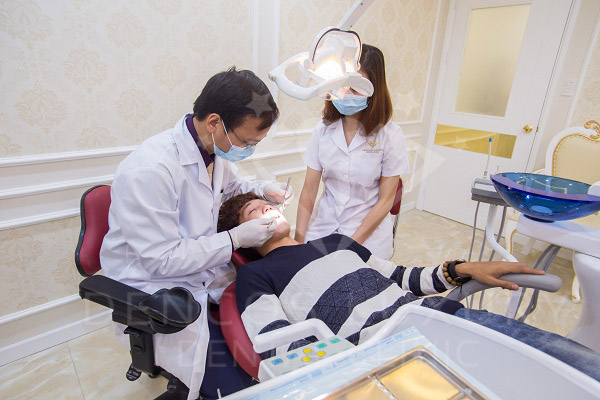 Địa chỉ ghép răng Implant ở Hà Nội