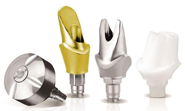 những loại răng implant phổ biến